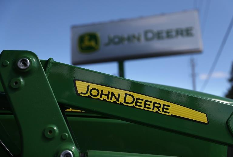 USA sues to stop Deere from buying Precision Planting