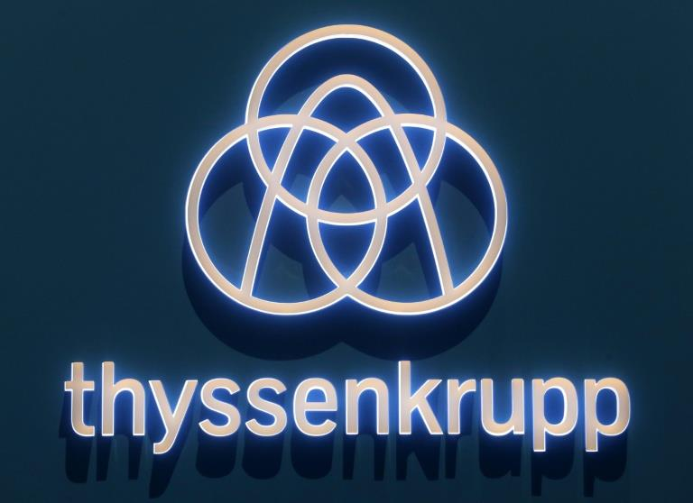 Thyssenkrupp CEO Says Steel Is Only M&A On Cards