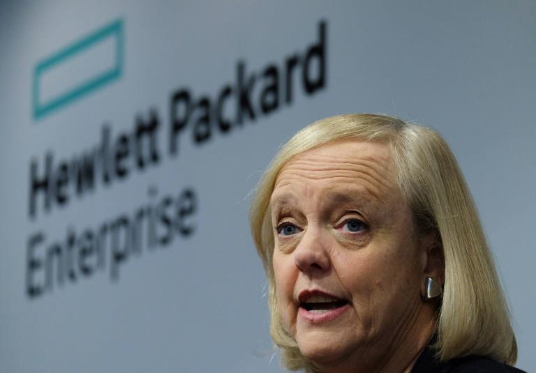 Hewlett-Packard Enterprise To Spin Off Assets in $8.8B Deal