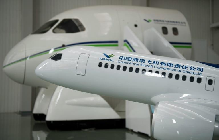 Boeing lifts long-term outlook for China plane demand to $1 trillion