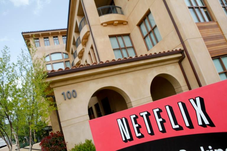 Netflix shares soar as new subscribers beat expectations
