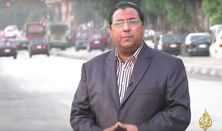 Egypt- Detention of Al-Jazeera reporter renewed for 15 days pending investigations