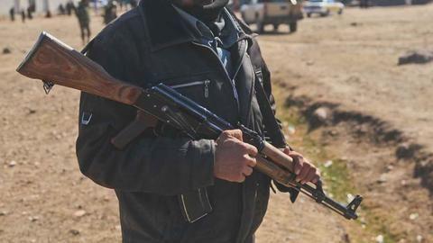 Seven killed in raid on bank van in Indian Kashmir