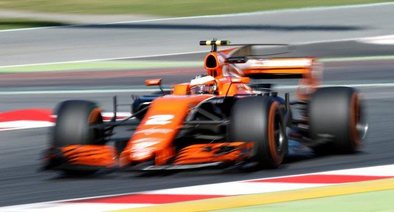 Alonso & McLaren's troubled F1 auto finally shows progress